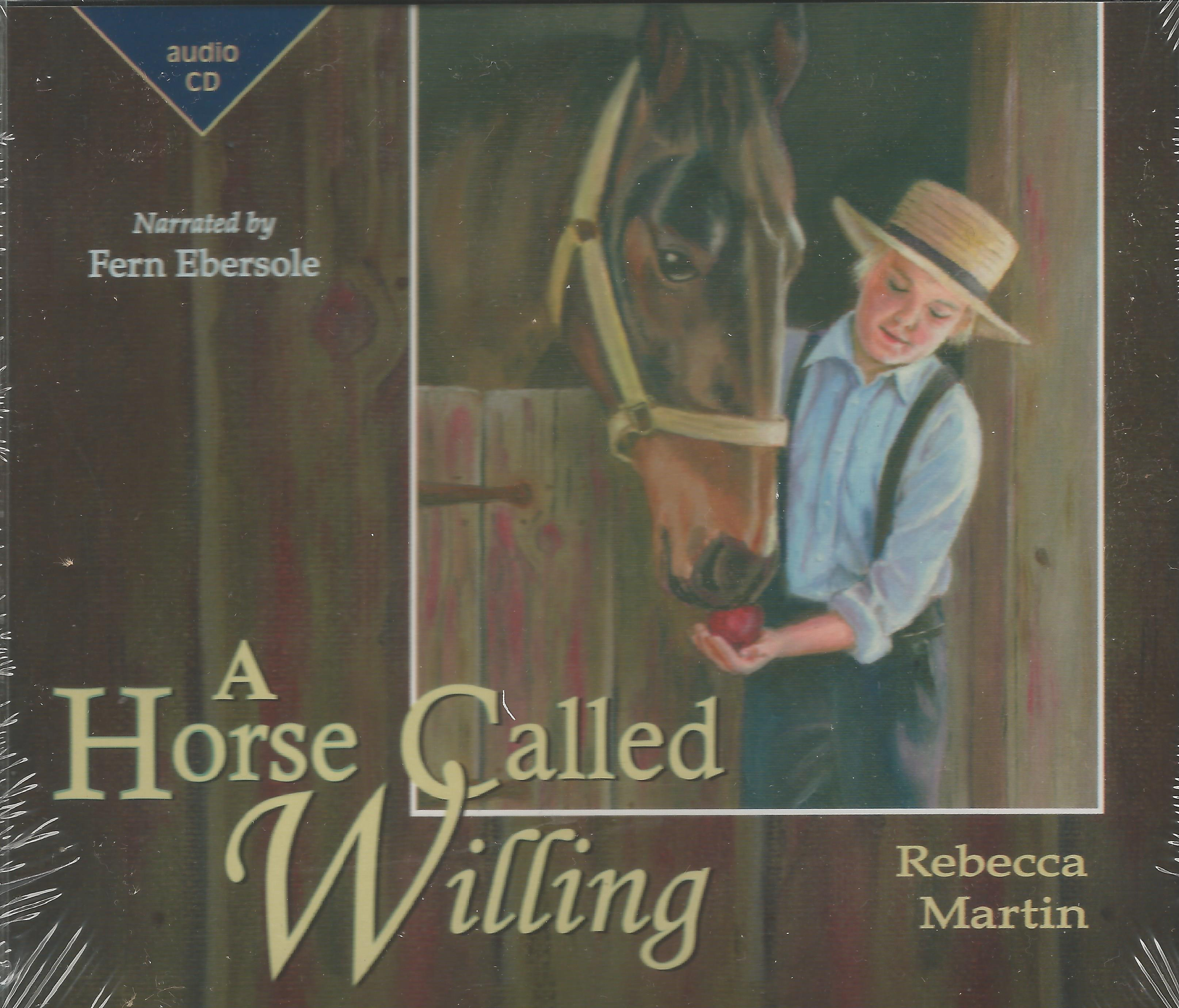 A HORSE CALLED WILLING - AUDIO CD