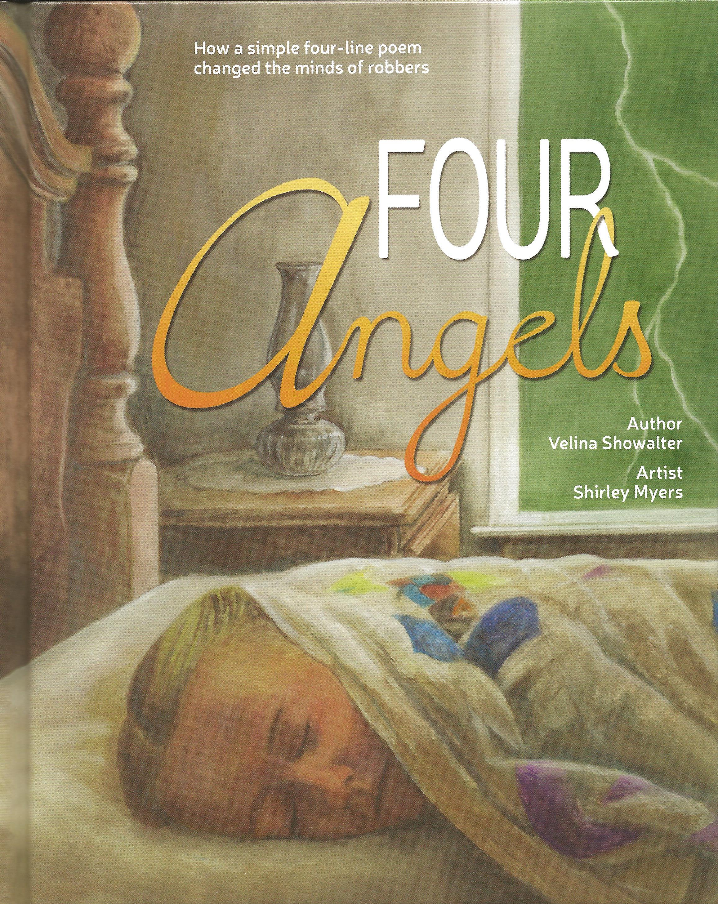 FOUR ANGELS Velina Showalter