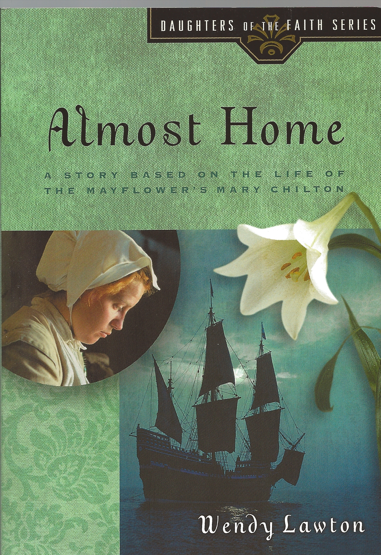 ALMOST HOME Wendy Lawton