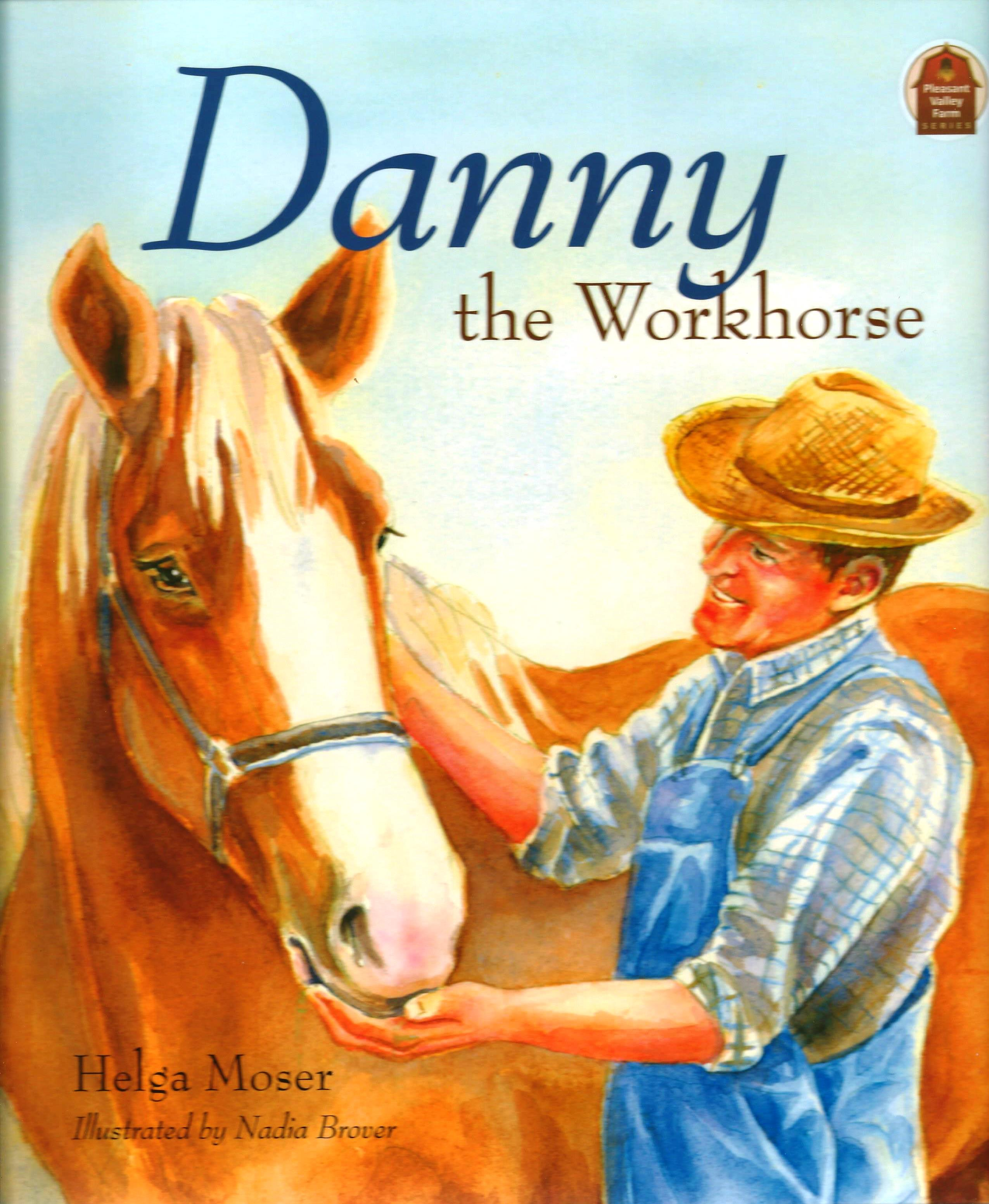 DANNY THE WORKHORSE Helga Moser