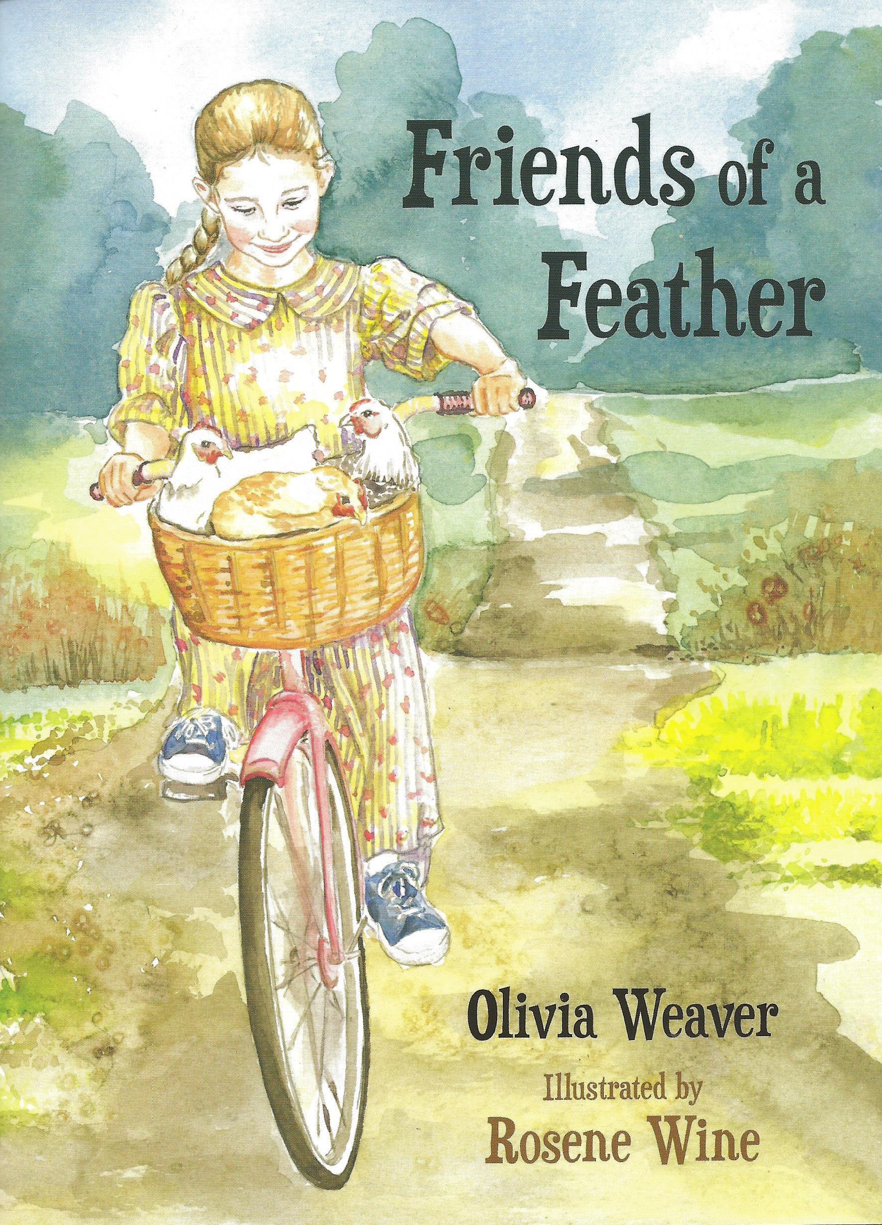 FRIENDS OF A FEATHER Olivia Weaver
