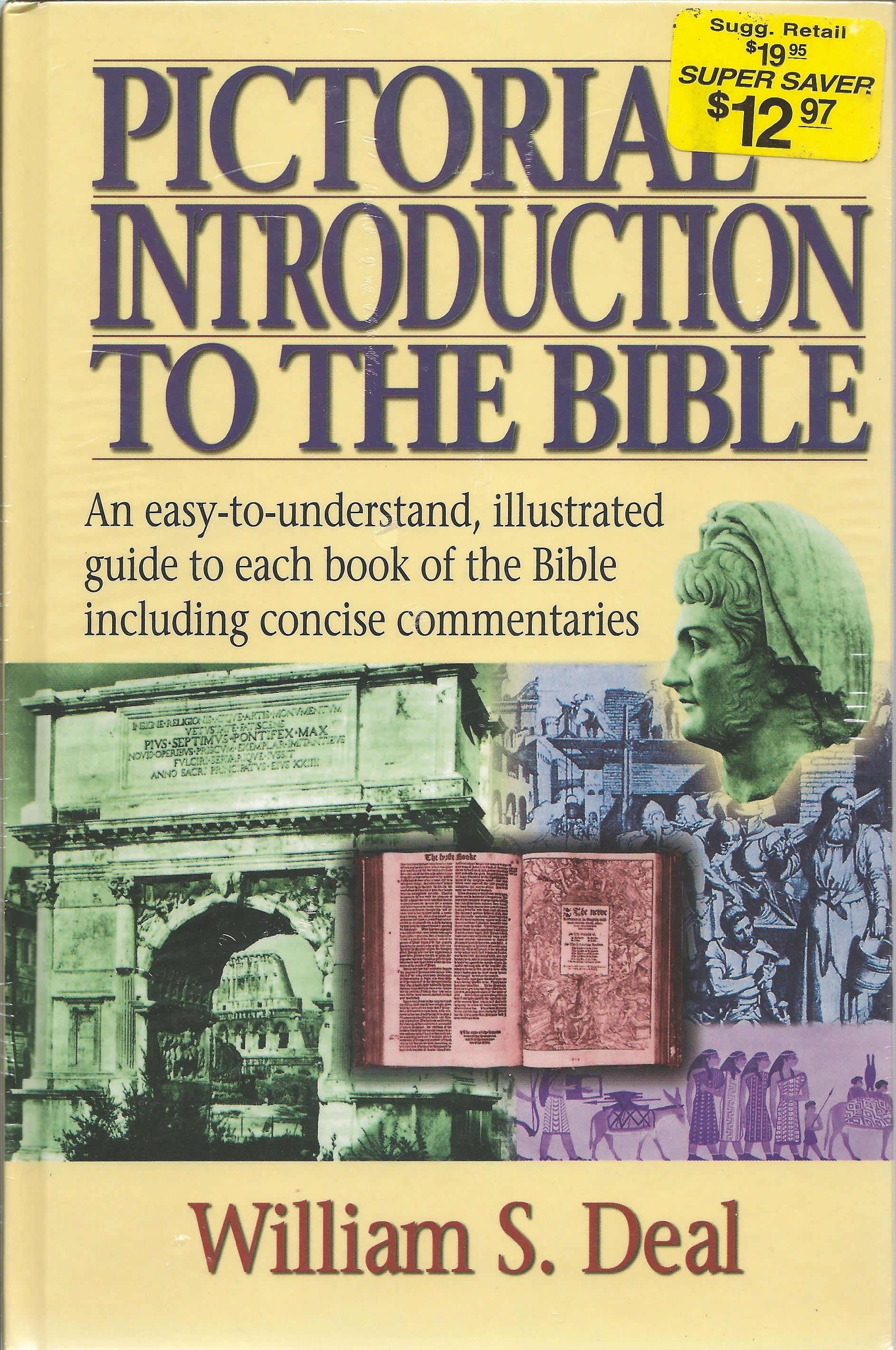 PICTORIAL INTRODUCTION TO THE BIBLE WIlliam Deal