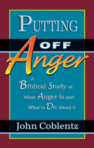 PUTTING OFF ANGER John Coblentz