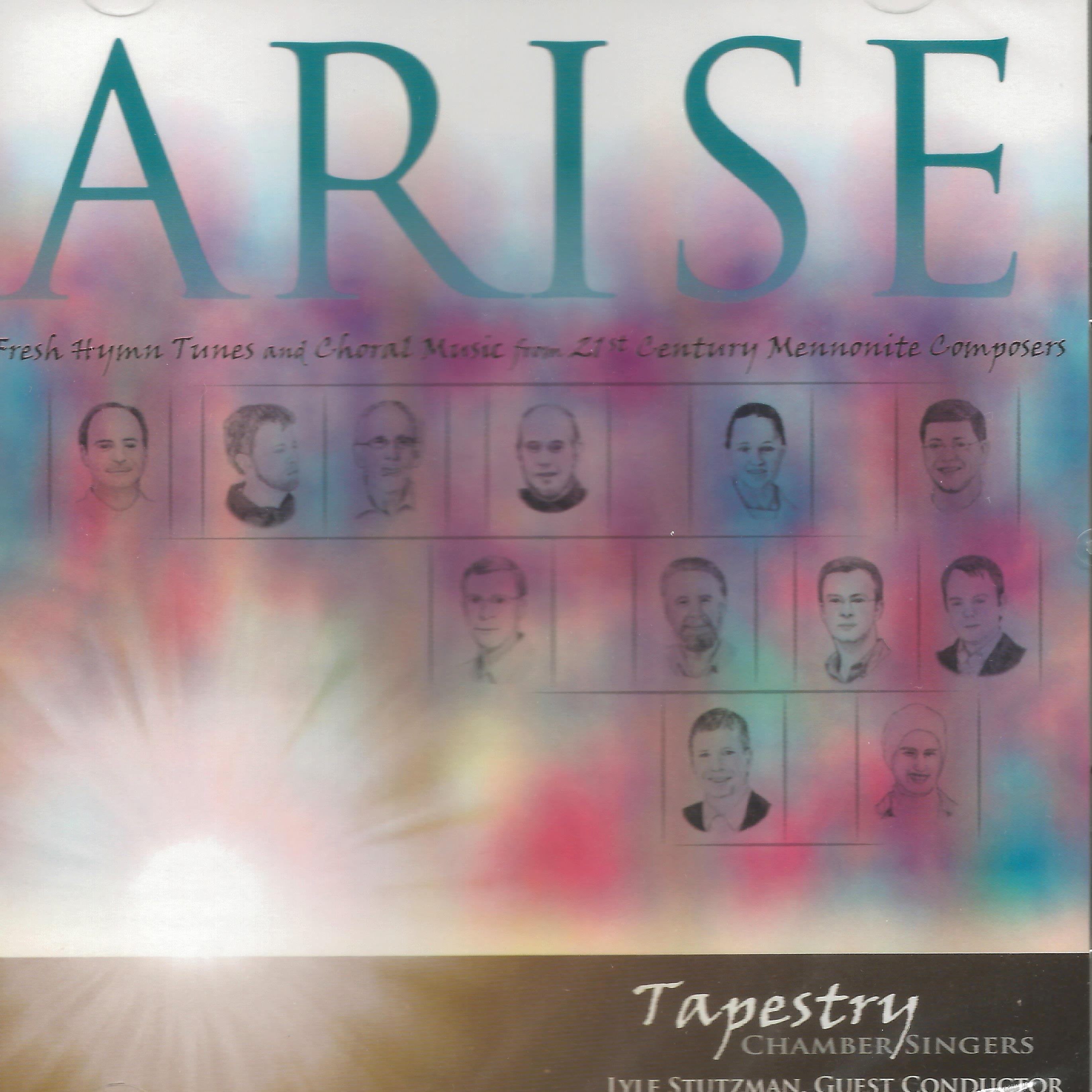 ARISE Tapestry Chamber Singers 2015