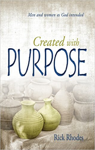 CREATED WITH PURPOSE Rick Rhodes