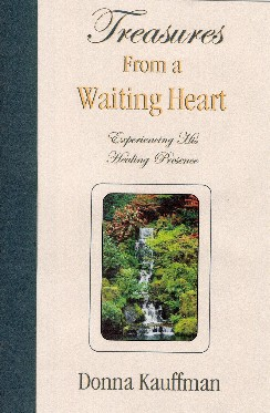 TREASURES FROM A WAITING HEART Donna Kauffman